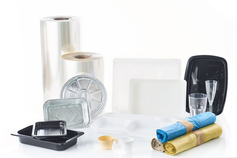 La Casalinda - Articoli in plastica e alluminio monouso per alimenti e sacchi per la nettezza urbana