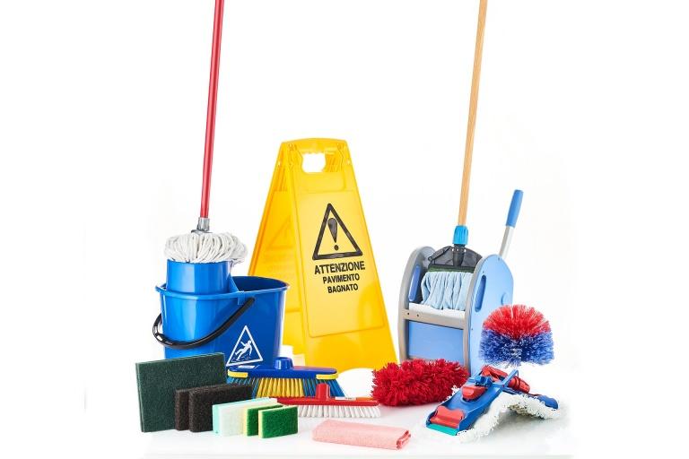 La Casalinda - Attrezzature professionali per igiene e pulizia